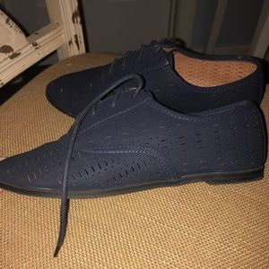 Women's Loafers Worn Once